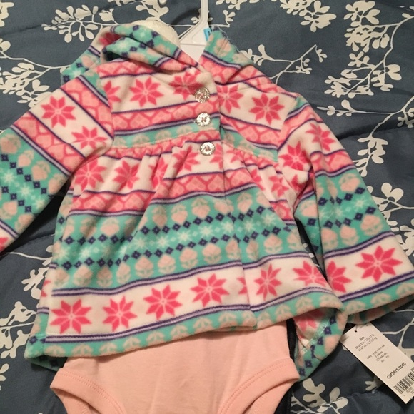 273fc628b Carter's Matching Sets | Bnwt Carters Baby Girl Outfit Set | Poshmark